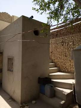 Double tile roof char diwari gas bijli available sirf leny waly cal kr