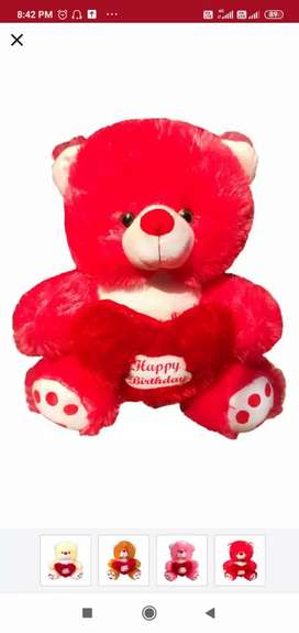 Brand new poly toys Teddy  bear no1 28cm