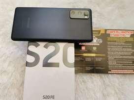 Samsung galaxy s20 fe 8/256gb resmini indonesia pmkaian 2 bulan