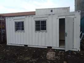 container office/pos/kos/villa dll 20ft/40ft/all type jual beli sewa