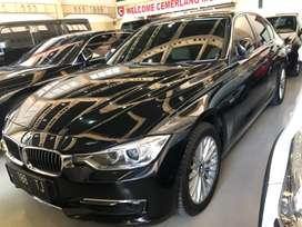 BMW 320i Luxury Matic 2015