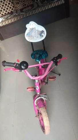 Kids bicycle for sell in 1500 @manjari