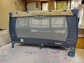 Baby Cot (foldable)