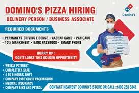 Domino's Pizza melange mall