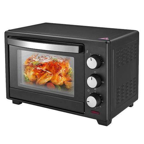 54 Liter Large Size Pizza Electric Baking And Toaster Oven 0
