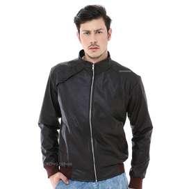 Jaket kulit oneside/jaket kulit murah/jual jaket kulit jogja