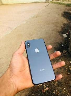 Iphone x  ( emergency)