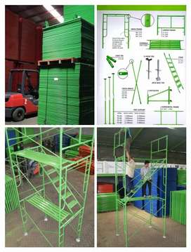 Scaffolding kapolding steger andang galam bambu rental sewa jual 241