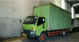 HINO DUTRO 130HD LONG BOX THN 2014 ISTIMEWA TT DYNA MITSUBITSHI ISUZU