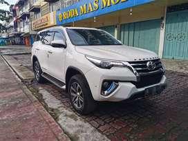 Toyota Fortuner VRZ 4x4 TetraDrive 2018