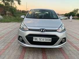 Hyundai Xcent 1.2 VTVT SX, 2016, Petrol