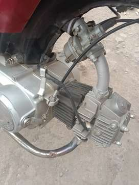 Zxmco 2019 model 90cc with with Peshawar number