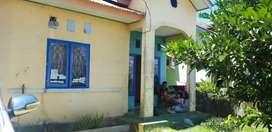 Rumah di kontrakkan atau di jual, fasilitas sumur bor
