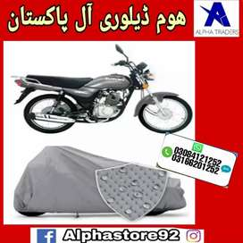 Tamam Bike Cover Water Dust Proof 4 Suzuki GR GS GD 150 110 se