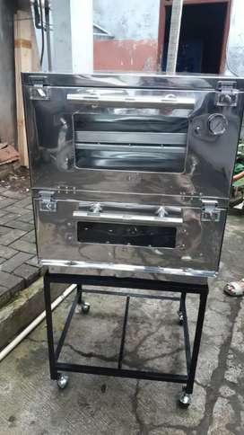 Oven gas ready stok
