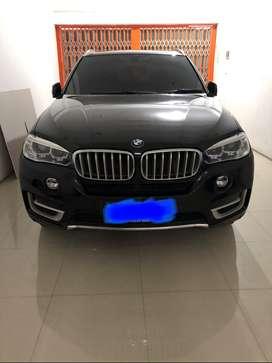 2017 BMW X5 3.0 xDive 35iXLine Bensin Hitam