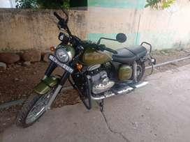 Jawa 42 motorcycle