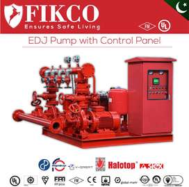 Fire Fighting System/ Cabinets, Pumps, Hose Reel, Fire Rated Doors
