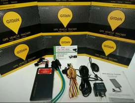 GPS TRACKER gt06n, alat keamanan taxi online/mobil rental+server