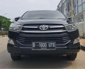 Toyota Innova 2016 G 2.0 Bensin AT Hitam (ISTIMEWA)