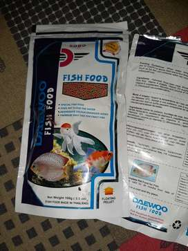 FISH FOOD cheap rate