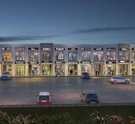 360sq.ft. Builtup DSS with double height 1st floor in Jubilee Junction