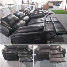 recliner 2 seater,dining table ,sofa ,chair etc