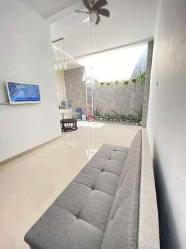 Dikontrakkan Rumah Full Perabot Minimalis