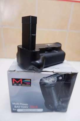 Vertical Grip / Battery Pack Meike for Nikon D5100 D5200