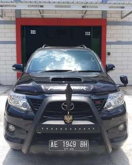 Toyota Fortuner TRD 2015 Asli AE Madiun