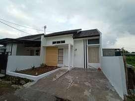 Rumah cluster asri kota Bogor, dekat kebun raya, pintu tol,,stasiun