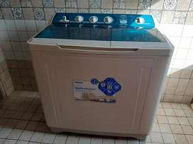 Haier Twin-Tub Washing Machine