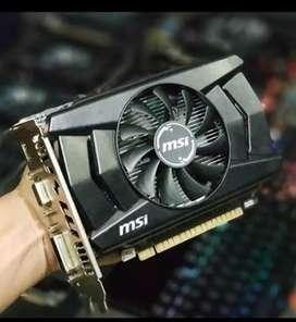 VGA Nvidia - MSI GTX 750 TI, 2 GB ,DDR5 , 128 Bit
