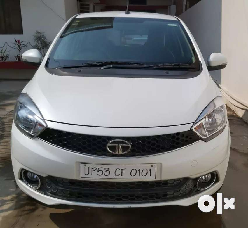Tata tiago white. Very well maintained. Top model. 0