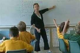 Primary school teacher requires female staff