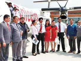 Airlines Job - spice jet Airlines Opened   - Ground Staff Job  Salary