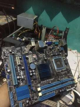 Motherboard Asus P5G41T-M LX3 DDR3