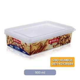 Kotak Plastik Pancake Durian Praxis Keeper 100 Lion Star 900ml