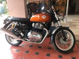 Royal Enfield, Interceptor 2019 oct (Temp Reg)