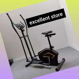 sepeda statis elliptical bike FC-1005 magnetic crostrainer