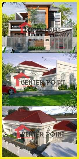 Desain Gambar Arsitek RAB IMB Kontraktor Rumah di Sungai Penuh
