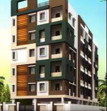 Very peaceful area ,non polluted area project Flats for sale parawada