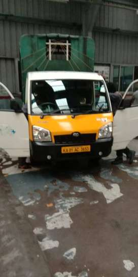 Wanted driver for mahendra maximo mini truck