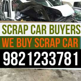 Burneddd scrapp car buyer in muabai