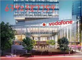 Vodafone HR(Amit Sir)Fix Salary Need;Data Entry/Back Offc/C.C.E121/198