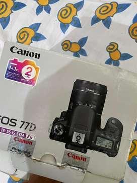 Cannon EOS77D