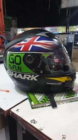 Jual helm shark s700, size L