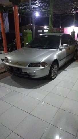 Honda genio 1992 manual silver