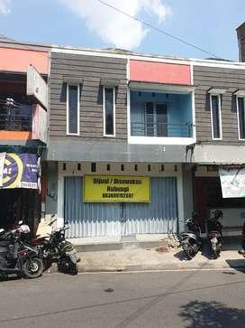 Dijual Ruko Ramai di Selokan Mataram Sleman