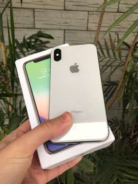 Iphone X 256gb Complete Box White New Condition Pta Approved No Faults
